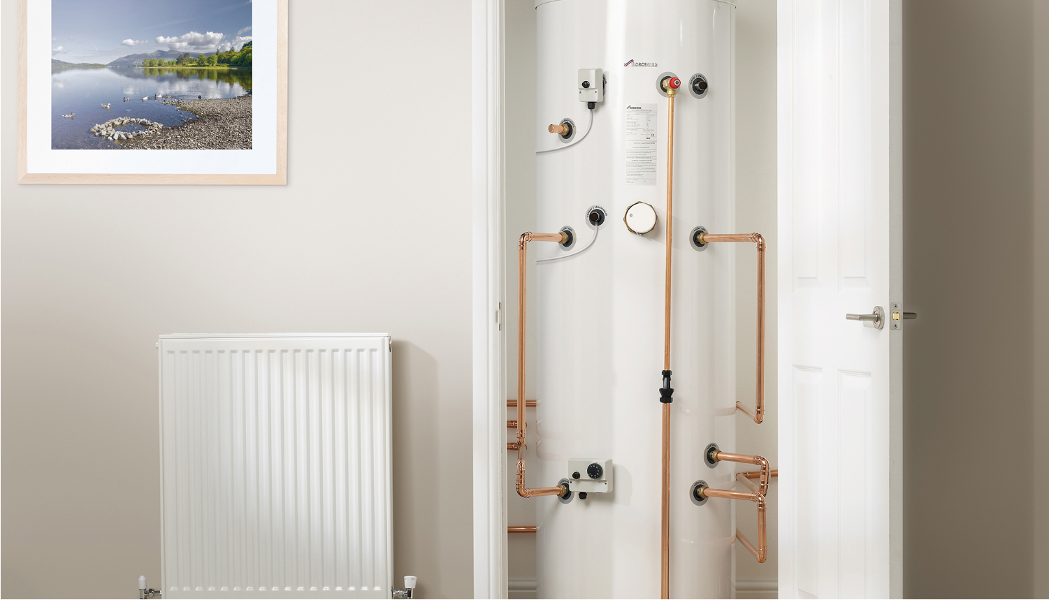 The Benefits of Unvented Hot Water Cylinders - The PlumbNation Blog