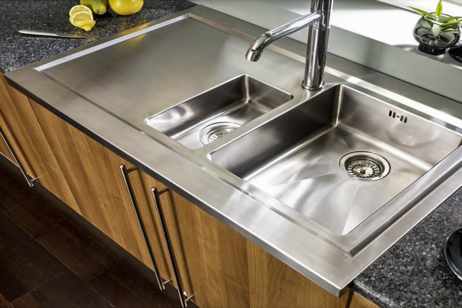 astracast-bistro-15-bowl-brushed-stainless-steel-kitchen-sink ...