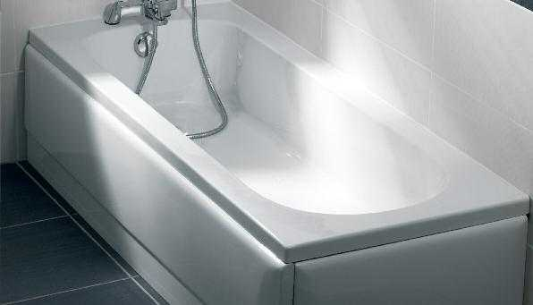 Eco Tub Shallow Bath
