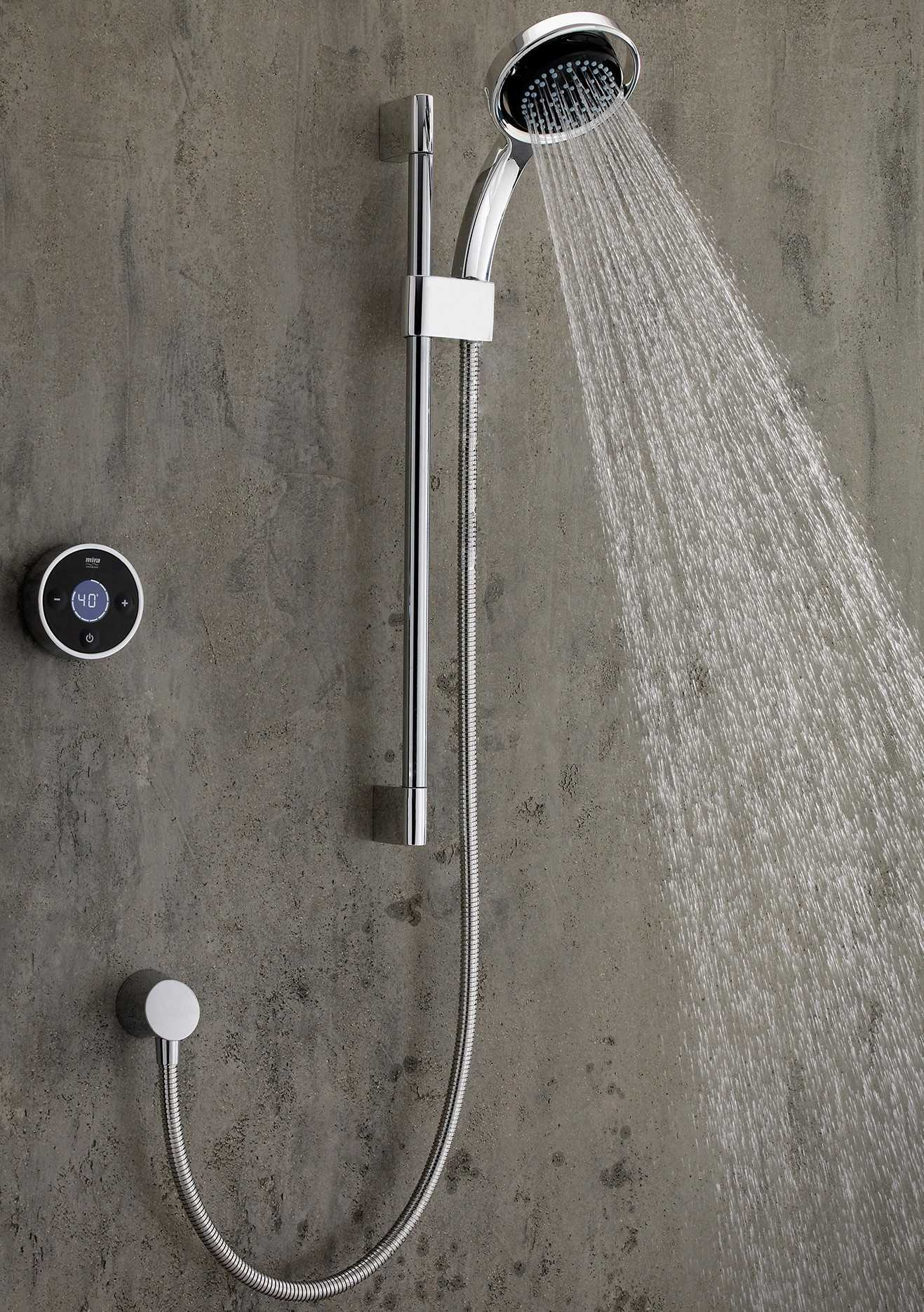 Mira Platinum Digital Shower 1