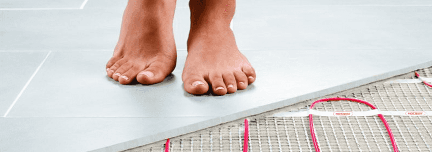 Bathroom Underfloor Heating- Everything You Need to Know