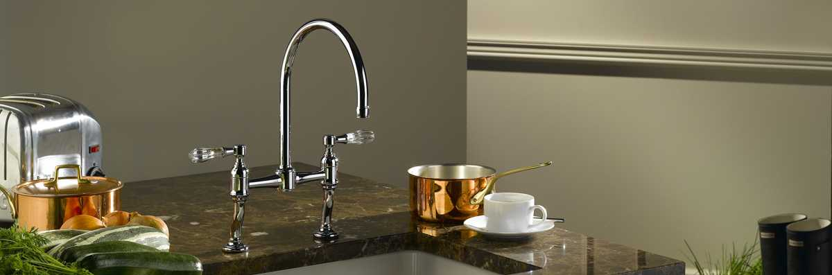 Buying Guide: Kitchen Taps